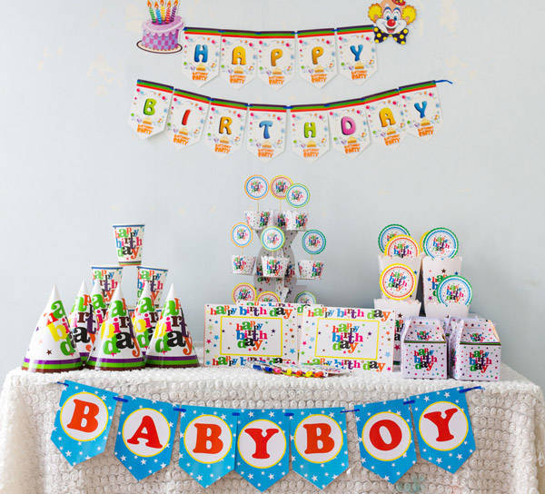 Bộ phụ kiện happy birthday