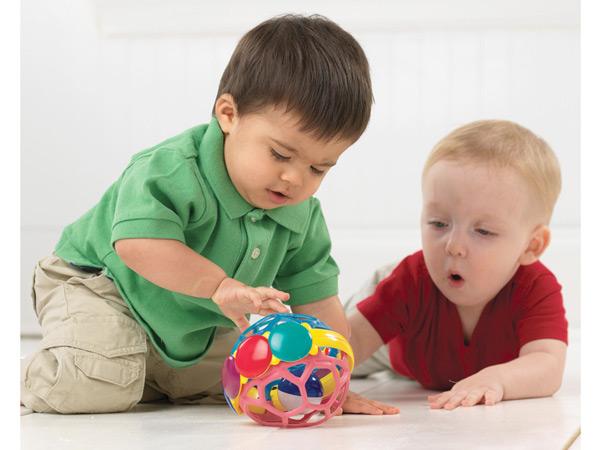 Bóng đồ chơi cho bé