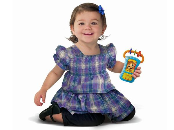 Điện thoại đồ chơi cho bé 1 tuổi