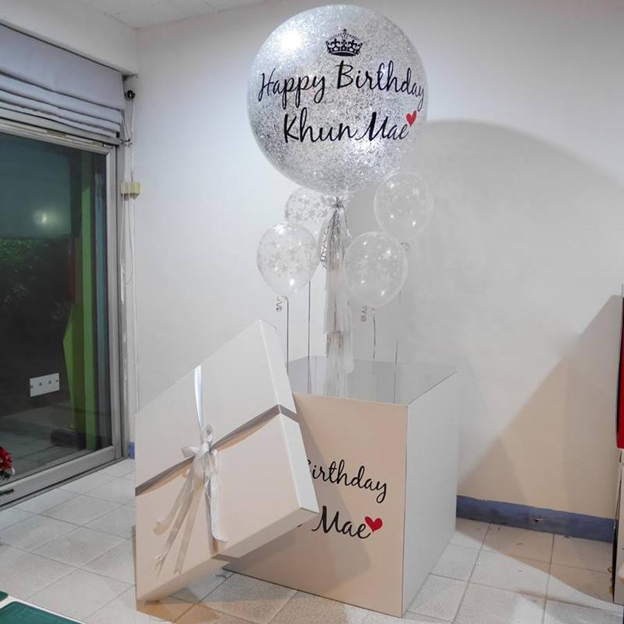 Hộp quà bong bóng big Balloons