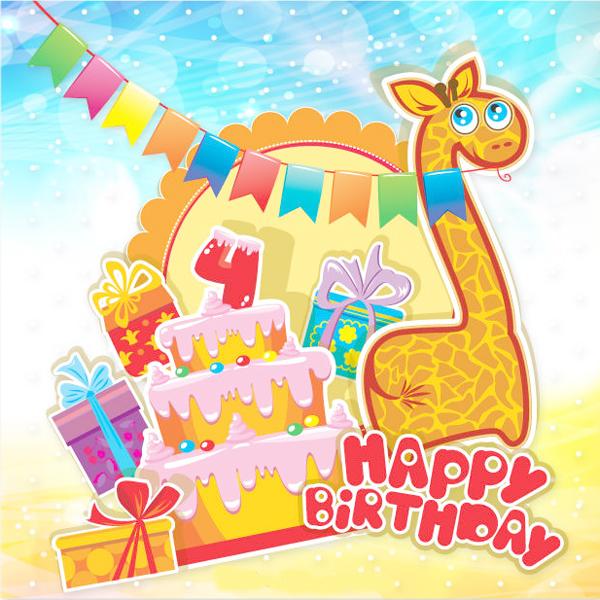 Những lời chúc sinh nhật hay dành cho bé