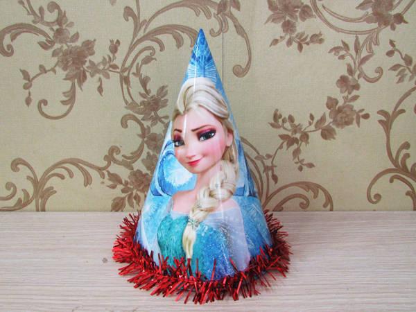 Nón sinh nhật Frozen