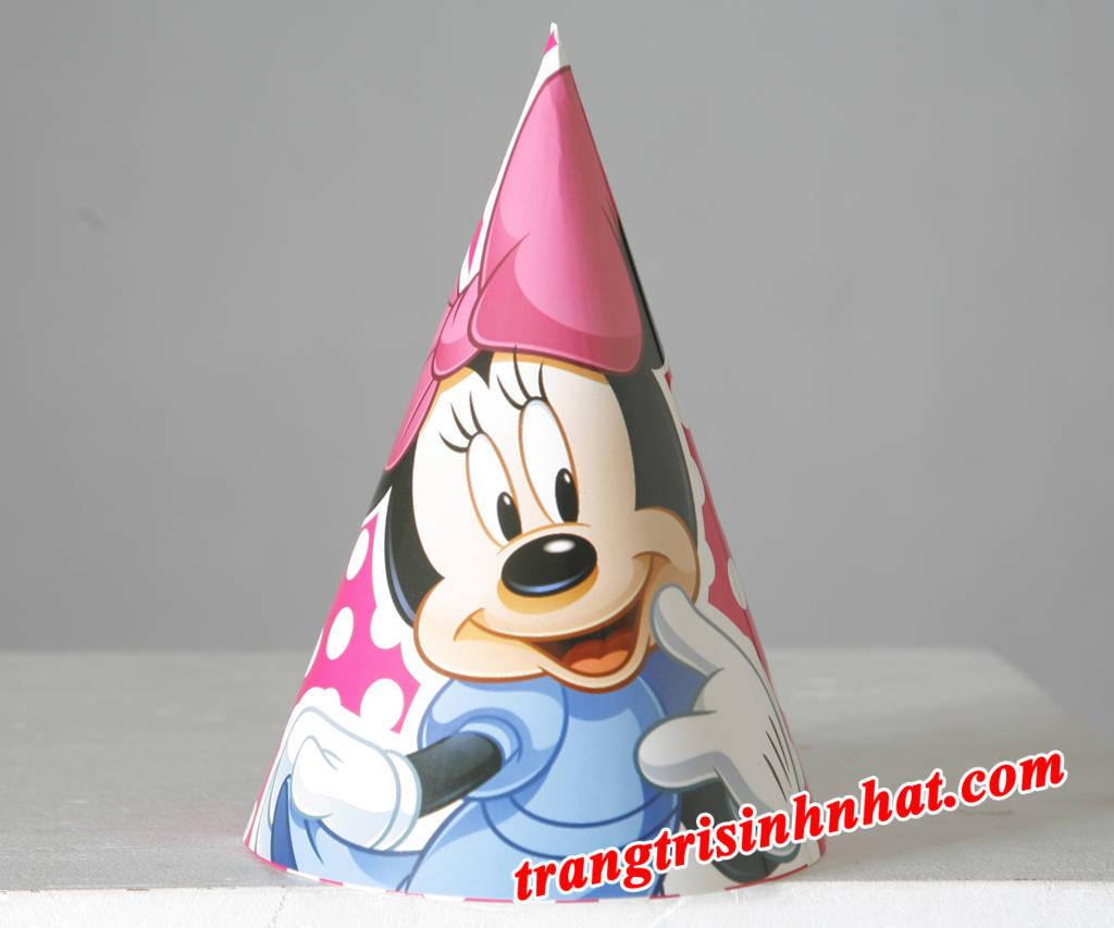 Nón sinh nhật Minie
